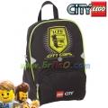 Lego Раница за детска градина Small City Police Cops 12102
