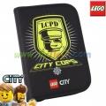Lego Ученически несесер - Пълен City Police Cops 12152