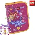 Lego Ученически несесер - Пълен Friends Pink 13153