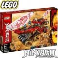 2019 LEGO NINJAGO НАЗЕМЕН БАУНТИ 70677