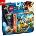 Legends of Chima Lego - Кралска засилка 70108