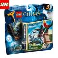 Lego Legends of Chima - Кула мишена 70110