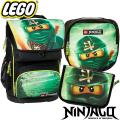 Lego Large Ninjago Lloyd Ученическа раница с аксесоари