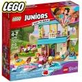 Lego® Juniors Easy To Build Крайбрежната къща на Стефани 10763