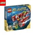 8060 Лего Atlantis Турбо тайфун