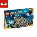 8061 Лего Atlantis Входът на сепията
