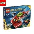 8075 Лего Atlantis Крайцер Нептун