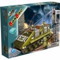 8233 BanBao Конструктор Танк