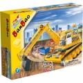 8519 BanBao Конструктор Багер