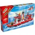 8309 BanBao Конструктор Пожарна лодка