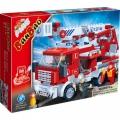 8313 BanBao Конструктор Пожарна кола
