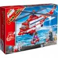 8315 BanBao Конструктор Спасителен хеликоптер