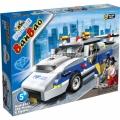 8333 BanBao Конструктор Полицейска кола