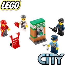 2020 Lego City Полицейски комплект 40372