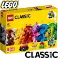 2019 LEGO CLASSIC ОСНОВЕН КОМПЛЕКТ С ТУХЛИЧКИ 11002
