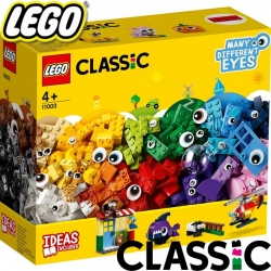 2019 LEGO CLASSIC ТУХЛИЧКИ И ОЧИ 11003