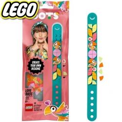 2020 Lego Dots Влюбени пиленца 41912