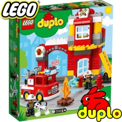 2019 LEGO DUPLO ПОЖАРНА КОМАНДА 10903