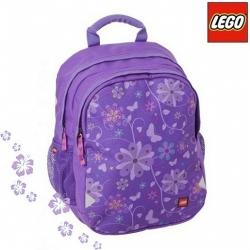 ЛЕГО Раница за детска градина ERGO Purple Flower