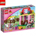Lego DUPLO® Розова конюшна 10500