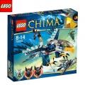 Lego Legends of Chima Орловия изтребител на Ерис 70003