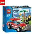 Lego City Пожарникарска кола 60001