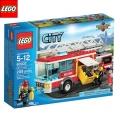 Lego City Пожарникарски камион със стълба 60002