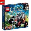 Lego Legends of Chima Преследвача на Уакз 70004