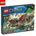 Lego Legends of Chima Командния кораб на Крагер 70006