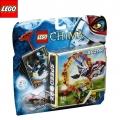 Lego Legends of Chima Огнения обръч на Разар 70100