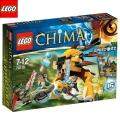 Lego Legends of Chima Върховен спийдър турнир 70115