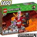 21139 ЛЕГО MINECRAFT БИТКА В АДА LEGO