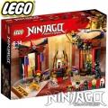70651 ЛЕГО NINJAGO СХВАТКАТА В ТРОННАТА ЗАЛА LEGO