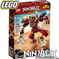 2019 LEGO NINJAGO САМУРАЙ РОБОТ 70665
