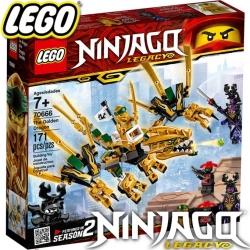 2019 LEGO NINJAGO ЗЛАТНИЯТ ДРАКОН 70666