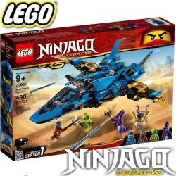 2019 LEGO NINJAGO ИЗСТРЕБИТЕЛЯТ НА ДЖЕЙ 70668