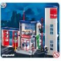 4819 Playmobil Пожарна станция