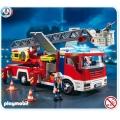 4820 Playmobil Пожарна кола със стълба