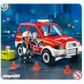 4822 Playmobil Кола и Директор на пожарна