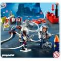 4825 Playmobil Пожарникари с водна помпа