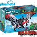 2019 PLAYMOBIL DRAGONS DEATHGRIPPER WITH GRIMMEL 70039