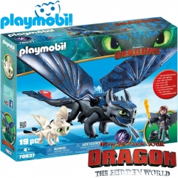 2019 PLAYMOBIL DRAGONS ХЪЛЦУК И БЕЗЗЪБ 70037