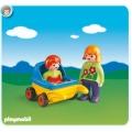 6749 Playmobil Майка с бебе и детска количка