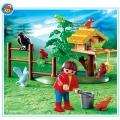 4203 Playmobil Хранилка с пиленца