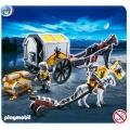4874 Playmobil Съкровище на рицарите с емблема Лъв