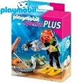 Playmobil 4786 Special Plus - Фигурка търсач на морски съкровища