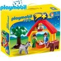 Playmobil 6786 1-2-3 - Коледни ясли