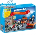 Playmobil 5495 Chistmas - Пожарна команда