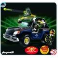 4878 Playmobil Top Agents Кола