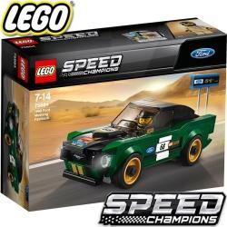 LEGO SPEED CHAMPIONS ФОРД МУСТАНГ 75884
